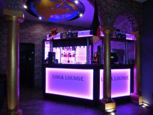 Loga Lounge Leer